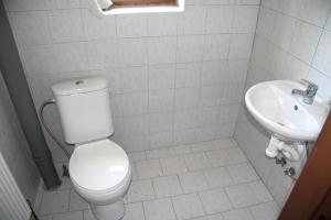 Umyvadlo s WC